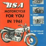 There is a BSA Motorcycle for you