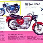 Royal Star 500 and 650