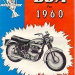BSA for 1960