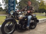 Eric S and his '39 G14